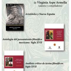 Libros Virginia Aspe